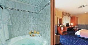 HABITACIONES SUPERIORES ELE Green Park Hotel Pamphili