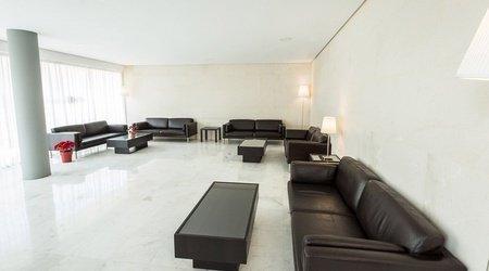 Lobby Apartamentos ELE Domocenter
