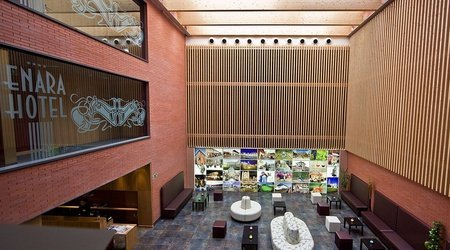 Lobby ELE Enara Boutique Hotel