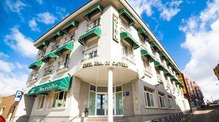 Fachada Hotel Complejo ELE Real de Castilla