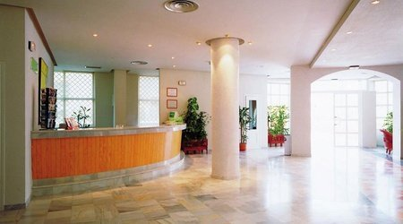 Hall Hotel ATH Andarax