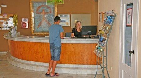 Recepción Hotel ATH Andarax