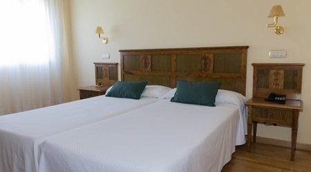 Habitación doble Hotel ELE Cañada Real Plasencia