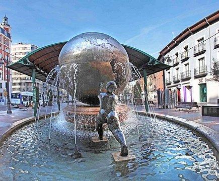 Alrededores Plaza de España