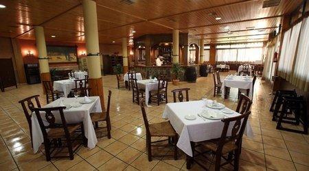 Restaurante Hotel ELE Cañada Real Plasencia