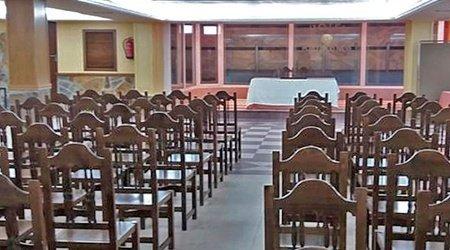 Salón de eventos Hotel Complejo ELE Real de Castilla