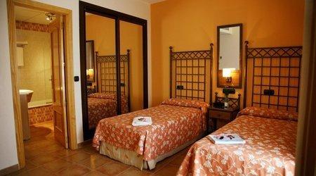 habitación Hotel ELE Santa Bárbara Sevilla