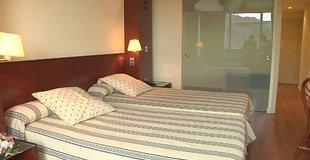 HABITACIÓN DOBLE DELUXE Hotel ATH Gran Hotel Samil