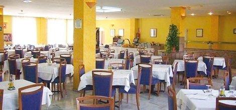 RESTAURANTE BUFFET Hotel ELE Andarax