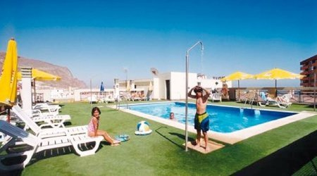 Piscina Hotel ATH Andarax