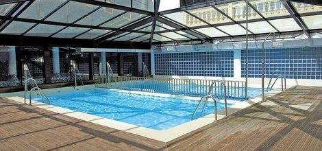 PISCINA CLIMATIZADA Hotel ATH Portomagno