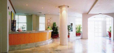 RECEPCIÓN 24 HORAS Hotel ELE Andarax