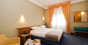 HABITACIONES ESTÁNDAR ELE Green Park Hotel Pamphili