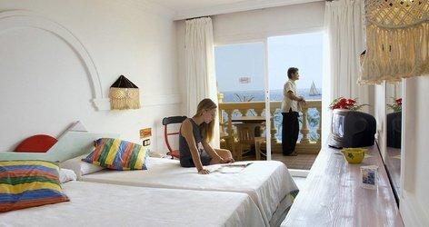 HABITACIÓN DOBLE VISTA MAR Hotel ATH Portomagno