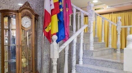 Hall Hotel Complejo ELE Real de Castilla