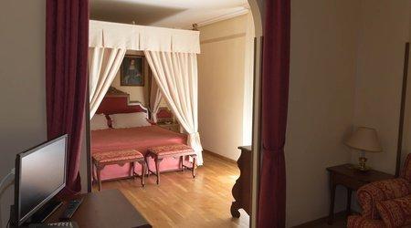 Habitación JR suite Hotel ELE Cañada Real Plasencia