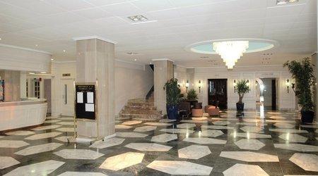 Recepción Hotel ATH Gran Hotel Samil