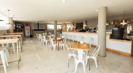 Cafetería Apartamentos ELE Domocenter