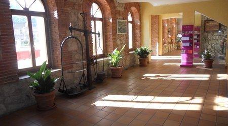 Recepción Hotel ATH Ribera del Duero