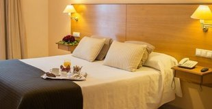 HABITACIÓN DOBLE SUPERIOR Hotel ATH Al-Medina Wellness