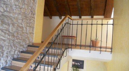 Escalera Hotel Hotel ATH Ribera del Duero