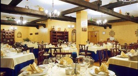 Restaurante asador Hotel ELE Cañada Real Plasencia